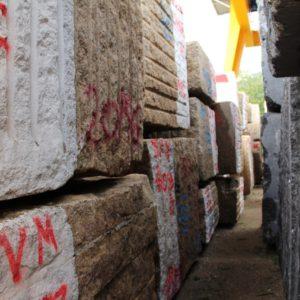 Attività: Blocchi di Marmo